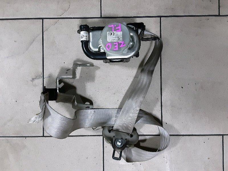 Ремень безопасности Nissan Leaf ZEO EM61 2011 передний левый