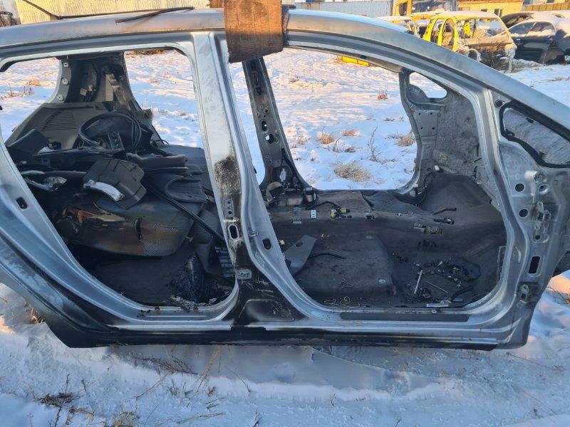 Порог Nissan Leaf ZEO EM61 2011 правый