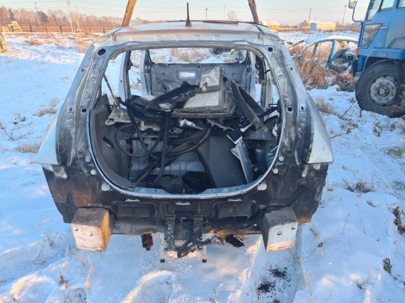 Тазик железный Nissan Leaf ZEO EM61 2011 задний