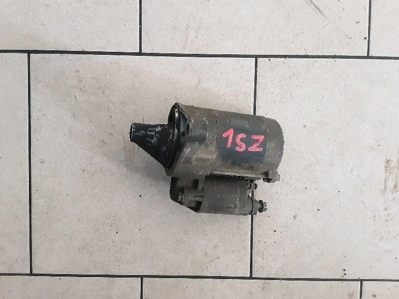 Стартер Toyota Vitz SCP10 1SZFE 2000 передний