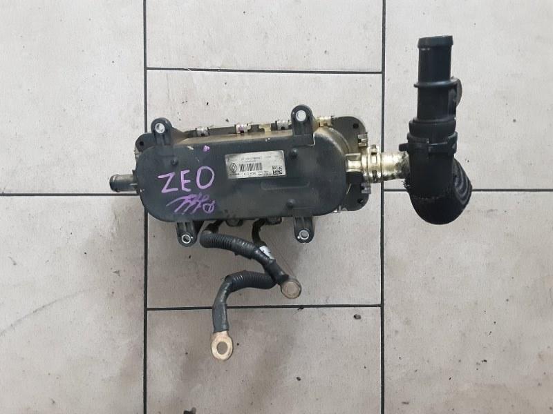 Нагреватель отопителя Toyota Prius ZVW40 2ZRFXE 2010 передний