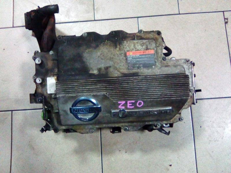 Инвертор Nissan Leaf ZEO EM61 2011 передний верхний