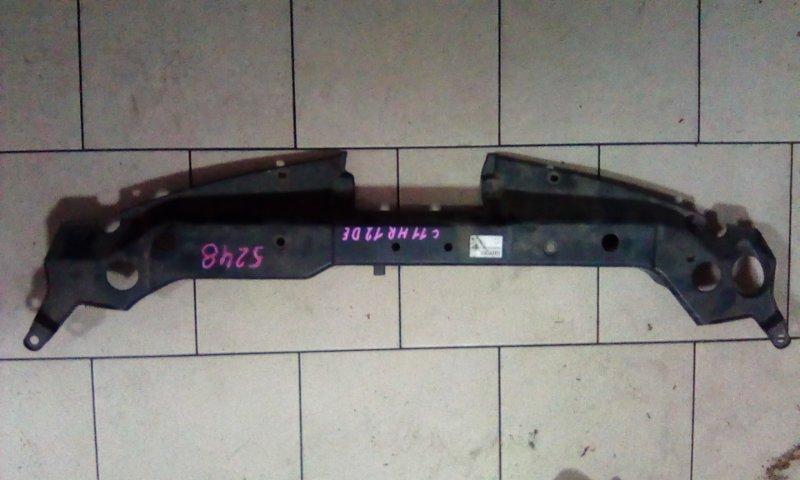 Пластик телевизора Nissan Tiida C11 HR15DE 2004 передний