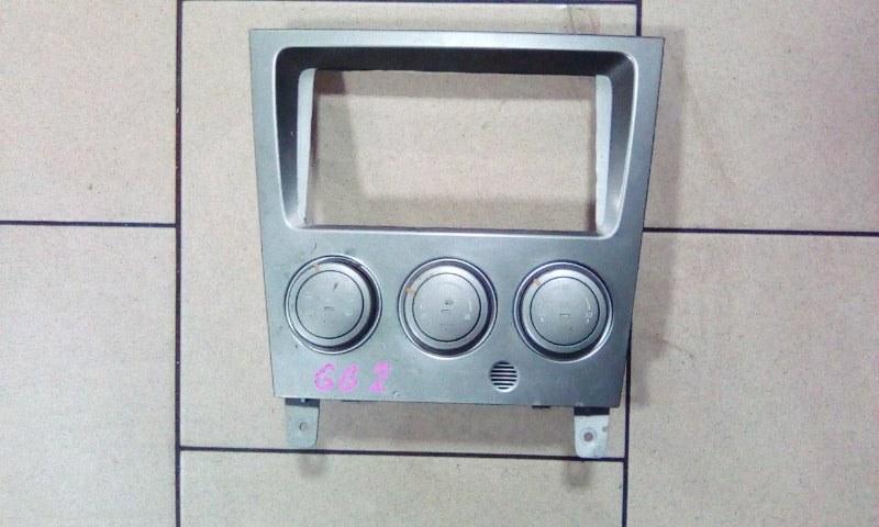 Блок управления климат-контролем Subaru Impreza GG2 EJ15 2006 передний