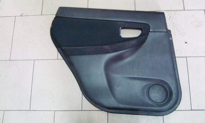 Обшивка двери Subaru Impreza GG2 EJ15 2006 задняя левая