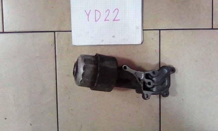 Крепление масляного фильтра Nissan Ad VENY11 YD22(DD) 2002 переднее