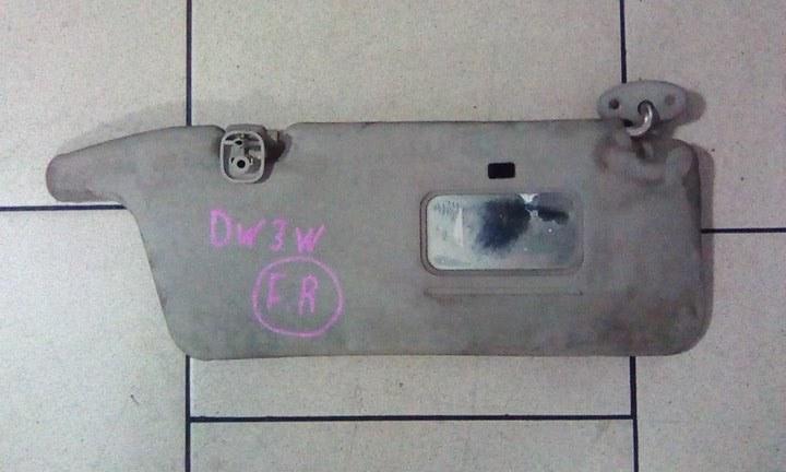 Козырек солнцезащитный Mazda Demio DW3W B3 2000 передний