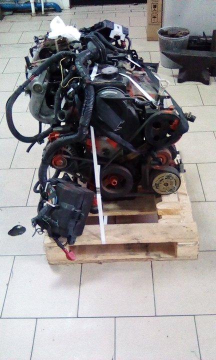 Двигатель Mitsubishi Pajero Io H76W 4G93 1998 передний