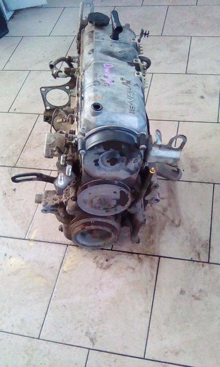 Двигатель Mazda Demio DW3W B3 2000 передний