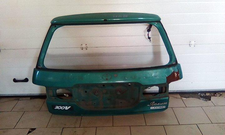 Дверь багажника Toyota Ipsum SXM10 3SFE 1996 задняя