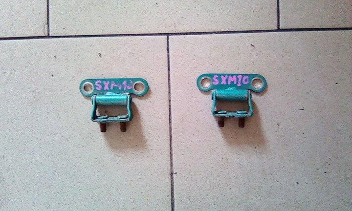 Петля двери Toyota Ipsum SXM10 3SFE 1996 задняя