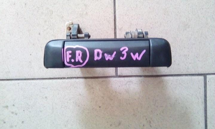 Ручка двери Mazda Demio DW3W B3 2000 передняя правая