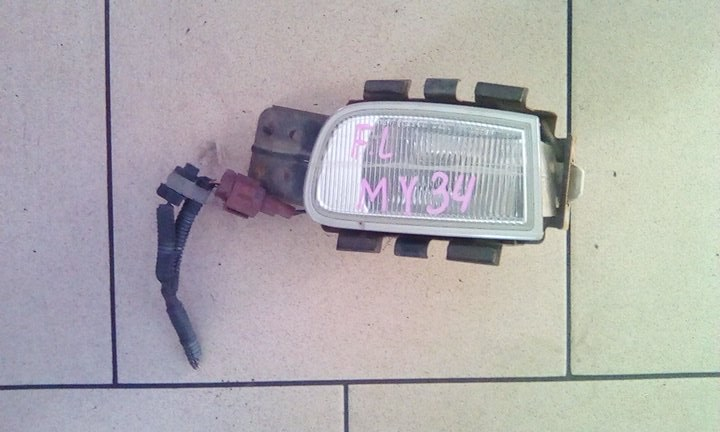 Фара противотуманная Nissan Gloria MY34 VQ34DD 1999 передняя левая