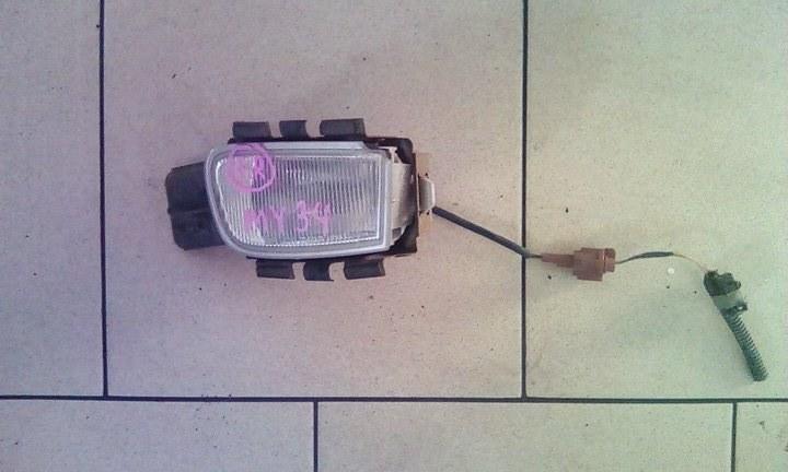 Фара противотуманная Nissan Gloria MY34 VQ34DD 1999 передняя правая