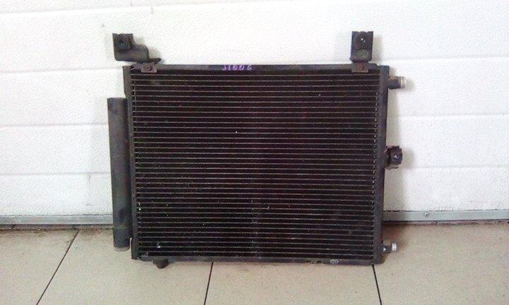 Радиатор кондиционера Daihatsu Terios Kid J100G HCEJ 2006 передний