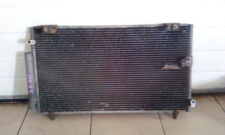 Радиатор кондиционера Toyota Vista Ardeo SV50 3SFSE 1998 передний