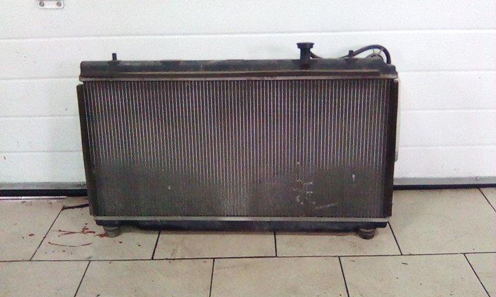 Радиатор охлаждения двигателя Honda Airwave GJ1 L15A 2005 передний