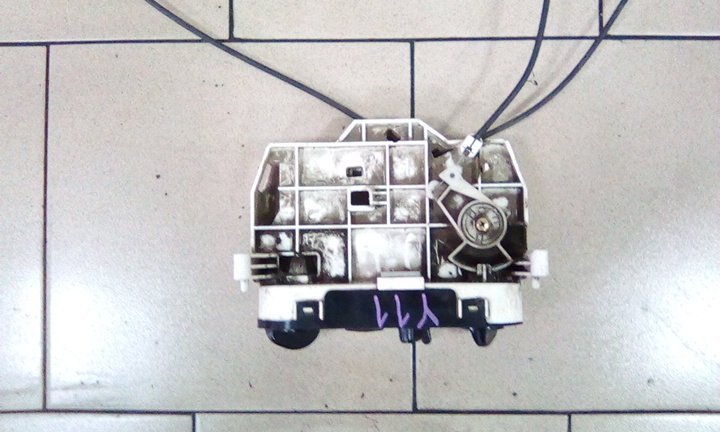 Блок управления климат-контролем Nissan Ad VY11 QG15DE передний