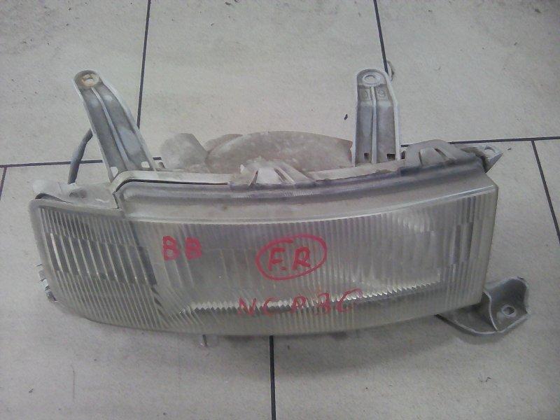 Фара Toyota Bb NCP30 2NZFE 2000 передняя правая