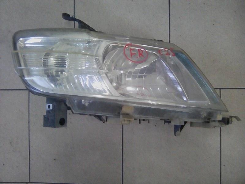 Фара Nissan Serena C25 MR20DE 2008 передняя правая