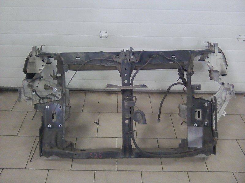 Рамка радиатора Nissan Serena C25 MR20DE 2008 передняя