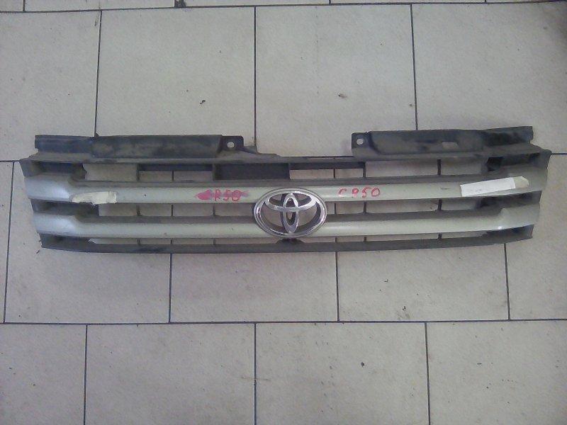 Решетка радиатора Toyota Town Ace Noah SR50 3SFE 2000 передняя