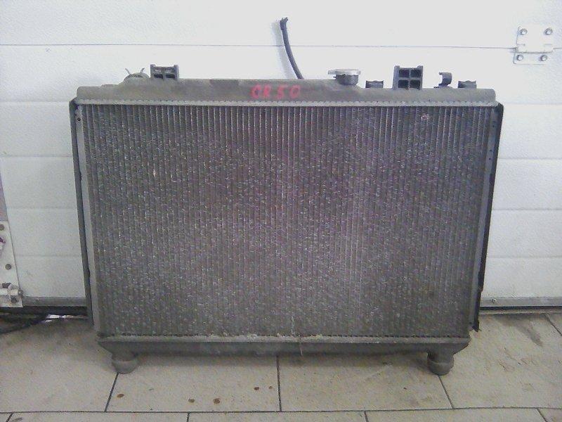Радиатор охлаждения двигателя Toyota Town Ace Noah SR50 3SFE 2000 передний