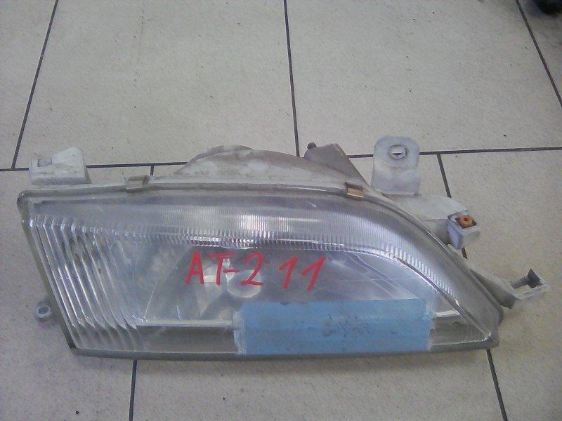 Фара Toyota Carina AT211 7AFE 2001 передняя правая
