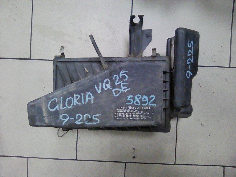 Корпус воздушного фильтра Nissan Gloria PY32 VQ25DE передний