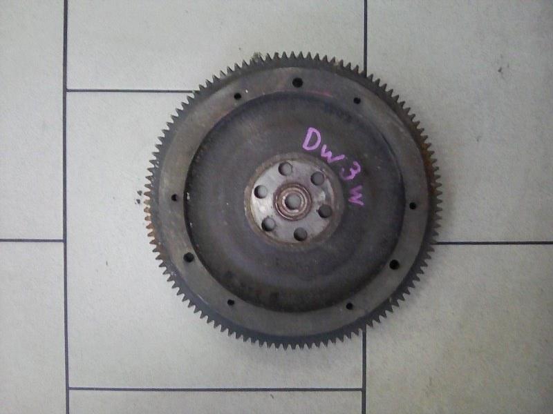 Маховик Mazda Demio DW3W B3 2000 передний