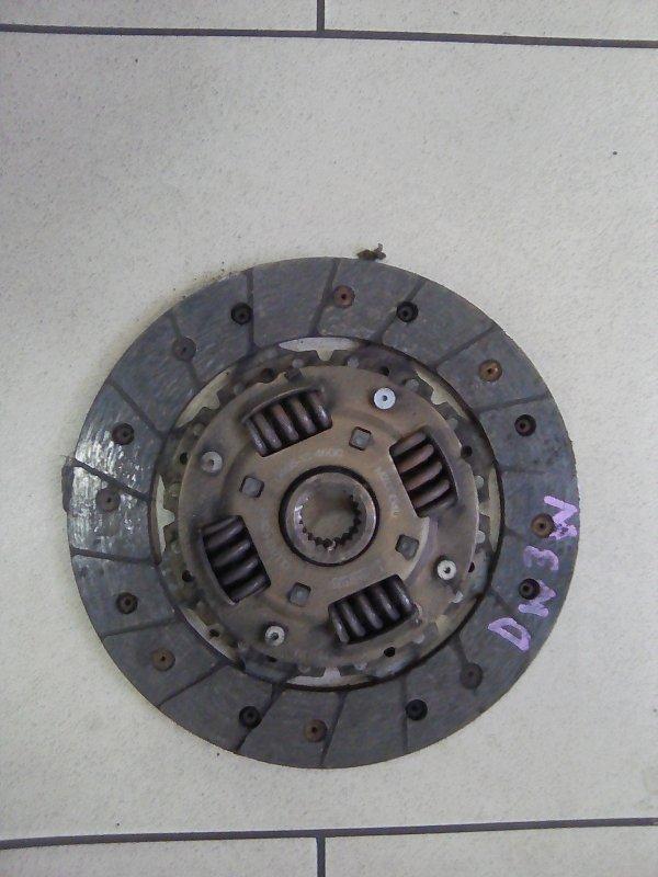 Диск сцепления Mazda Demio DW3W B3 2000 передний