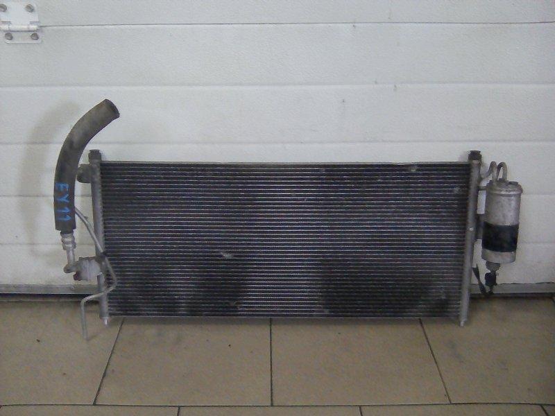 Радиатор кондиционера Nissan Ad VY11 QG15DE передний