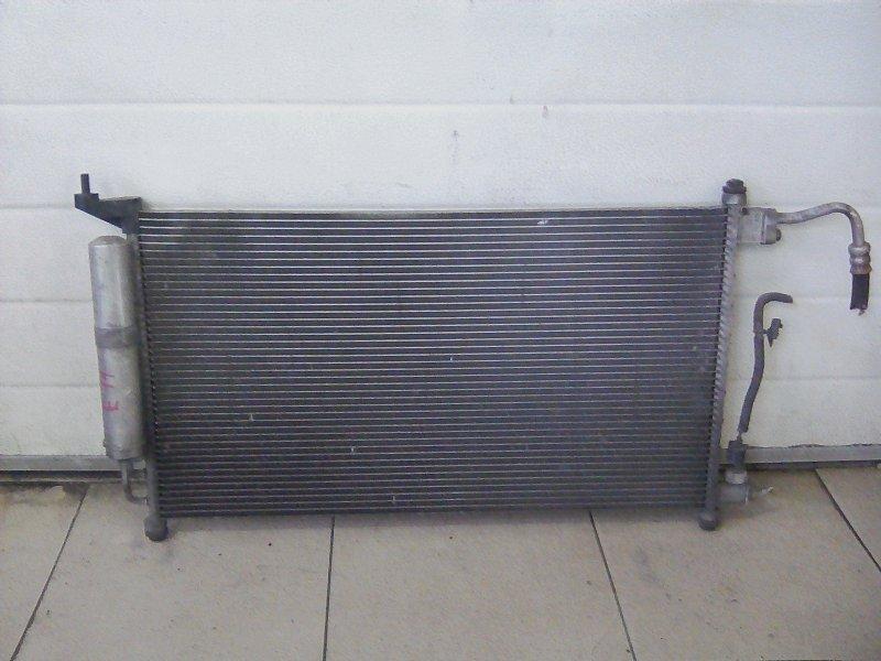 Радиатор кондиционера Nissan Note E11 CR15DE 2005 передний