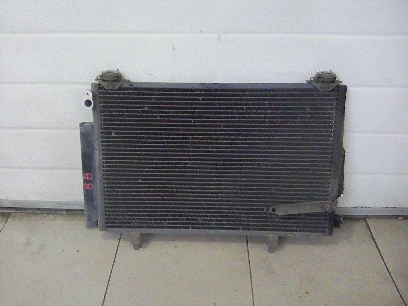 Радиатор кондиционера Toyota Bb NCP31 1NZFE 2000 передний