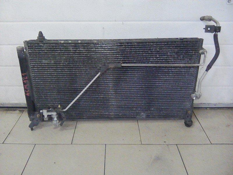 Радиатор кондиционера Toyota Ipsum ACM21 2AZFE 2001 передний