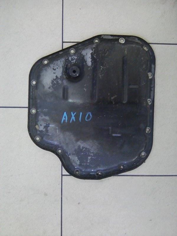 Поддон акпп Toyota Corolla Axio NZE141 1NZFE 2007 передний нижний
