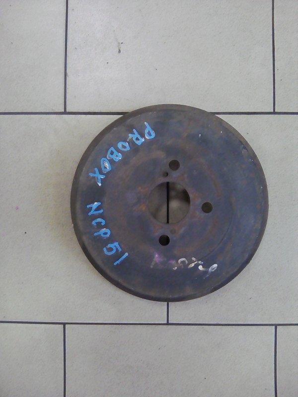 Тормозной барабан Toyota Probox NCP50 2NZFE 2002 задний правый