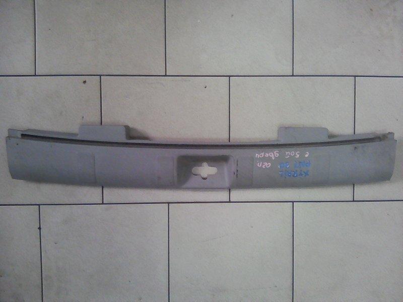 Пластик багажника Nissan X-Trail NT30 QR20DE 2001 задний