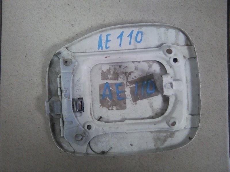 Лючок бензобака Toyota Corolla AE110 5AFE 1997 задний левый