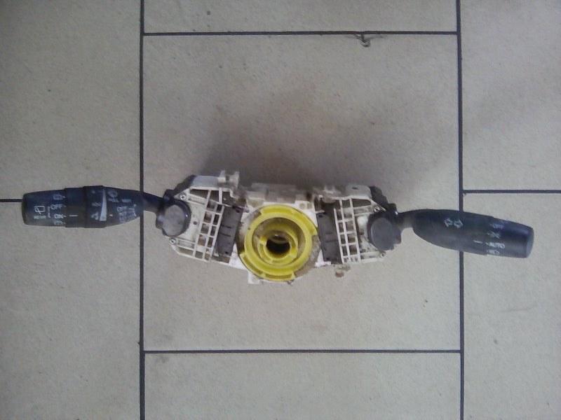Блок подрулевых переключателей Honda Fit GE6 L13A 2008 передний