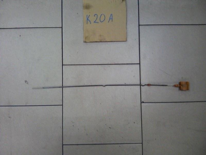 Щуп масляный Honda Stream RN3 K20A 2002 передний