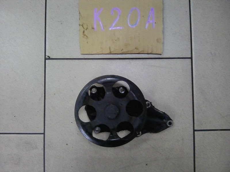 Помпа водяная Honda Stream RN3 K20A 2002 передняя