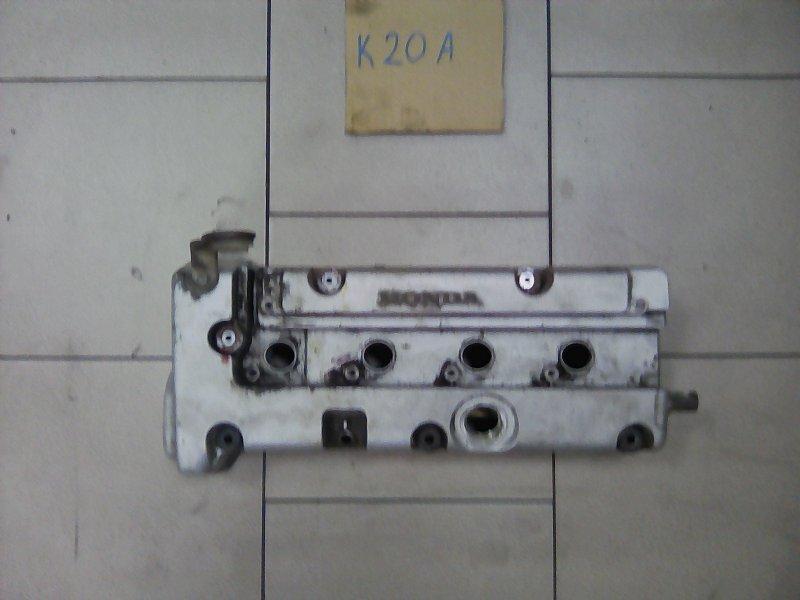 Крышка клапанов Honda Stream RN3 K20A 2002 передняя верхняя