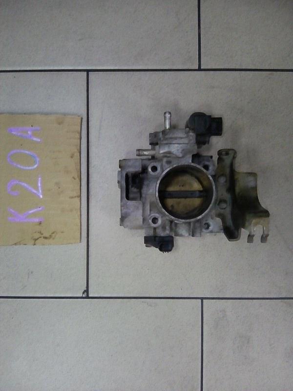 Дроссельная заслонка Honda Stream RN3 K20A 2002 передняя