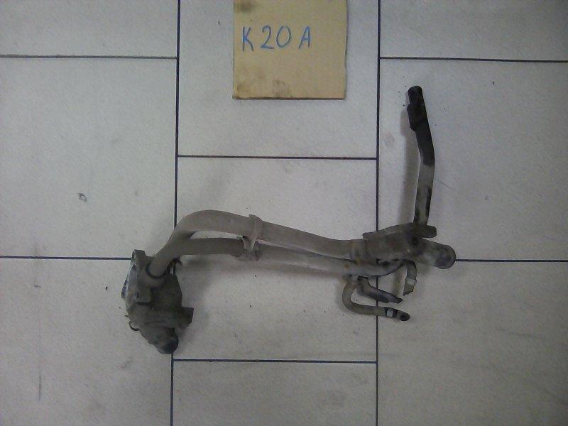 Корпус термостата Honda Stream RN3 K20A 2002 передний