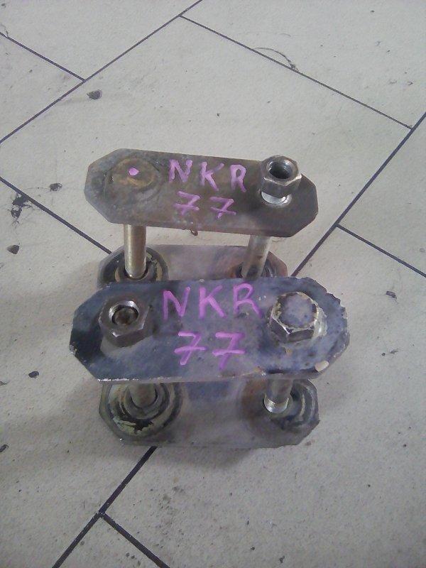 Крепление рессоры Isuzu Elf NKR77 4KH1-TC 2010 заднее