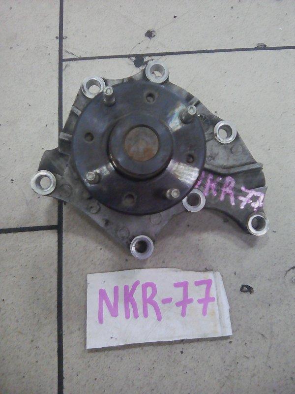 Помпа водяная Isuzu Elf NKR77 4KH1-TC 2010 передняя