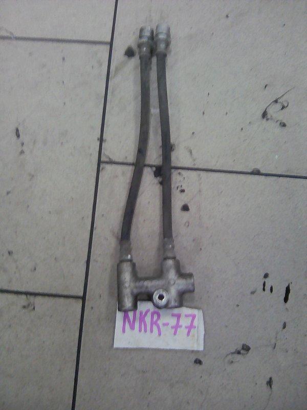 Шланг тормозной Isuzu Elf NKR77 4KH1-TC 2010 передний