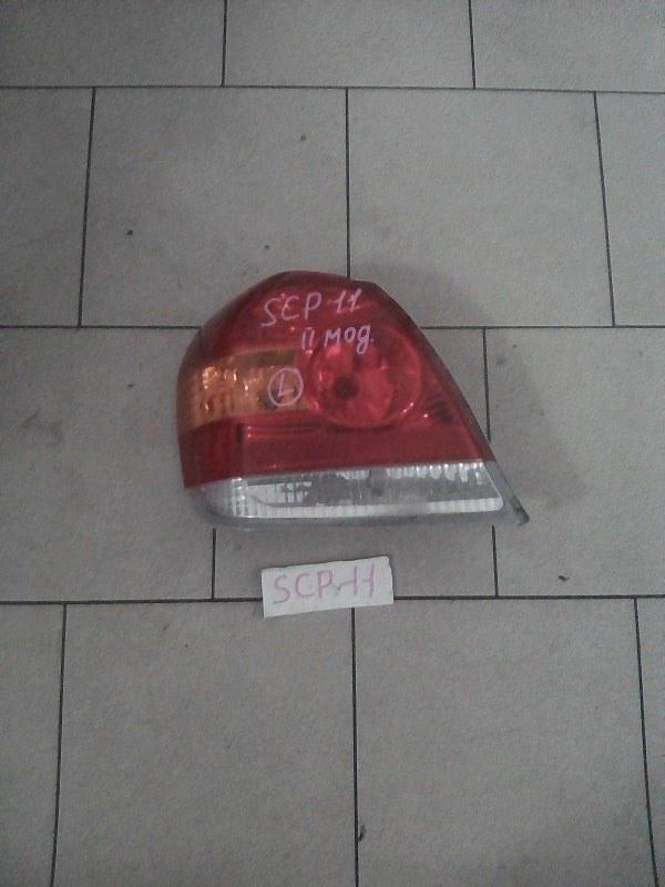 Стоп-сигнал Toyota Platz SCP11 1SZFE 2000 задний левый