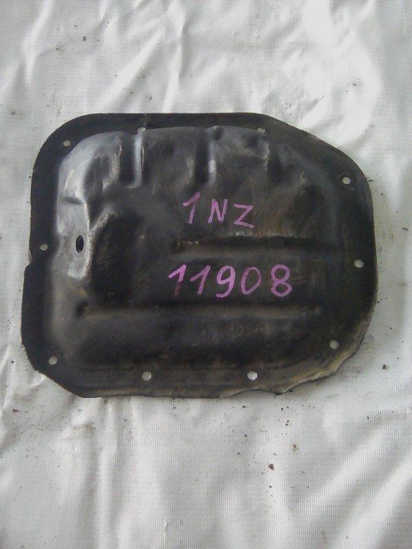 Поддон Toyota Funcargo NCP21 1NZFE 2000 передний